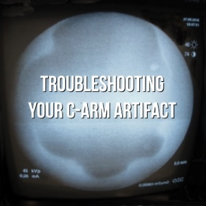 Image Artifact_Troubleshoot