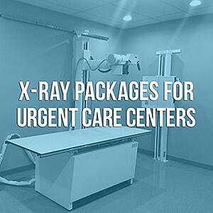 Urgent Care X-Ray Packages