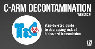 carm decontamination guide