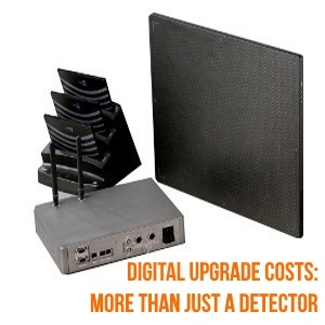 digital x-ray upgrade price items