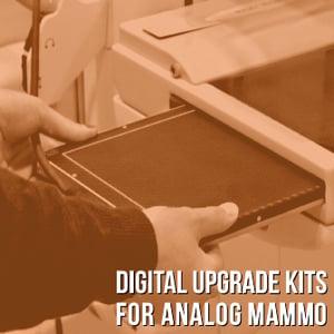 Pearl Digital Mammography Upgrade Kits