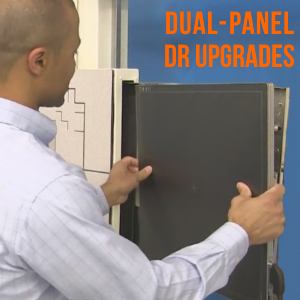 Dual Panel DR Upgrades