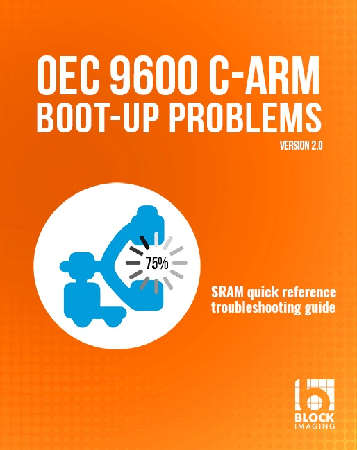 oec-9600-c-arm-boot-up-problems