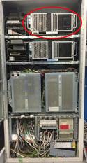 GE Innova_DL Computer