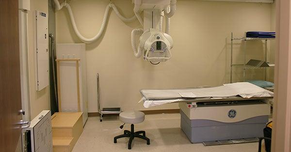 ge-proteus-x-ray-room
