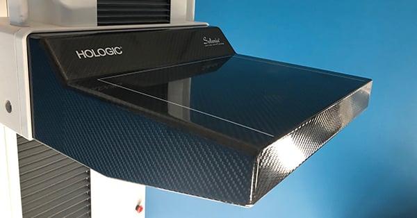 hologic-selenia-mammography-detector