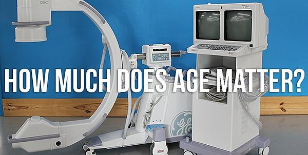C-Arm System Age