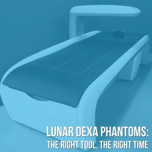 Lunar DEXA Phantoms