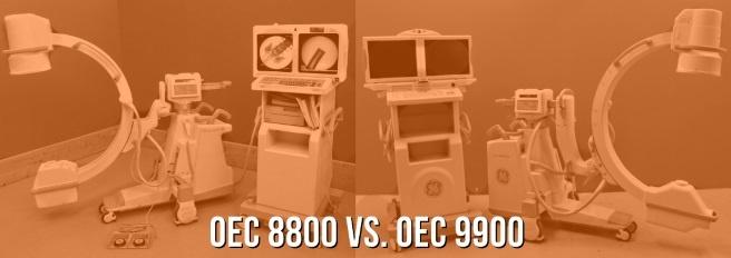 OEC 8800 vs OEC 9900