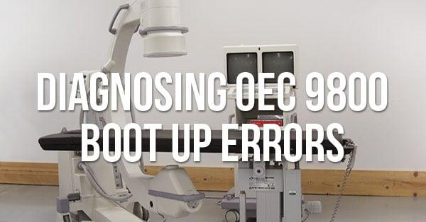 oec-9800-boot-up-errors