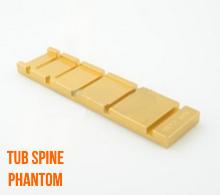 GE Lunar Tub Spine PhantoM