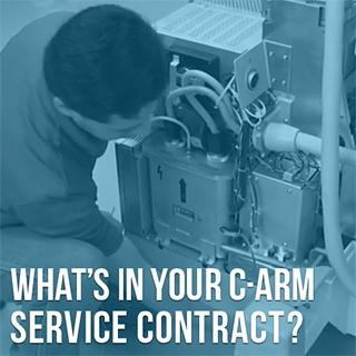C-Arm-Service-Contract