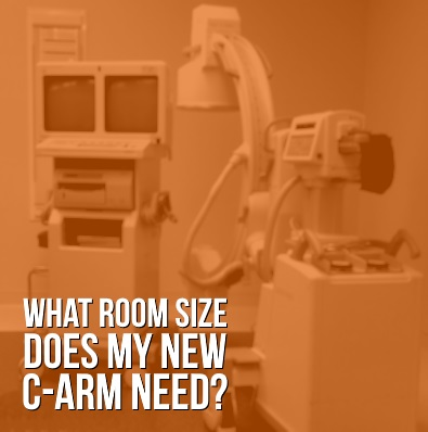C Arm Site Planning What Size Room Do I Need