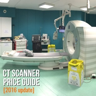 How Much Does a CT Scanner Cost?