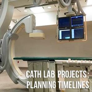 Cath Lab Site Planning Timeline