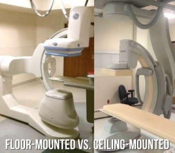 Floor-mounted cath lab vs ceiling-mounted cath lab.jpg