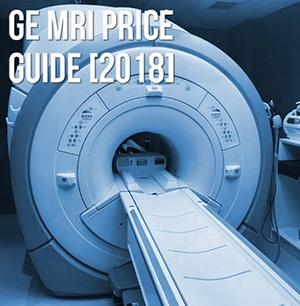 GE MRI Scanner Price Guide