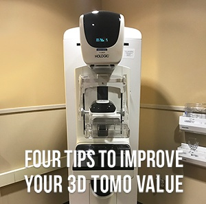 Hologic 3D Tomo Value Header