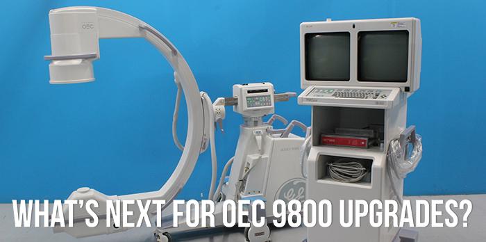 OEC 9800 Detector Upgrade