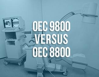 OEC 9800 vs OEC 8800