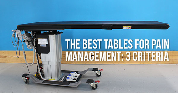 Pain-Management-C-Arm-Table-Best