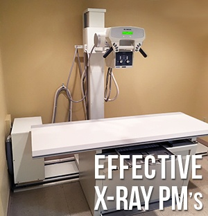 X-Ray PMs