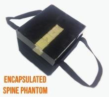 GE Lunar Encapsulated Spine Phantom