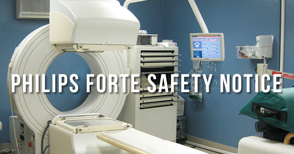 philips-forte-safety-notice